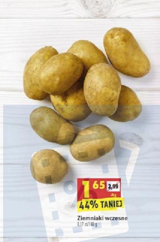 Ziemniaki Wczesne 165 Złkg Biedronka Pepperpl