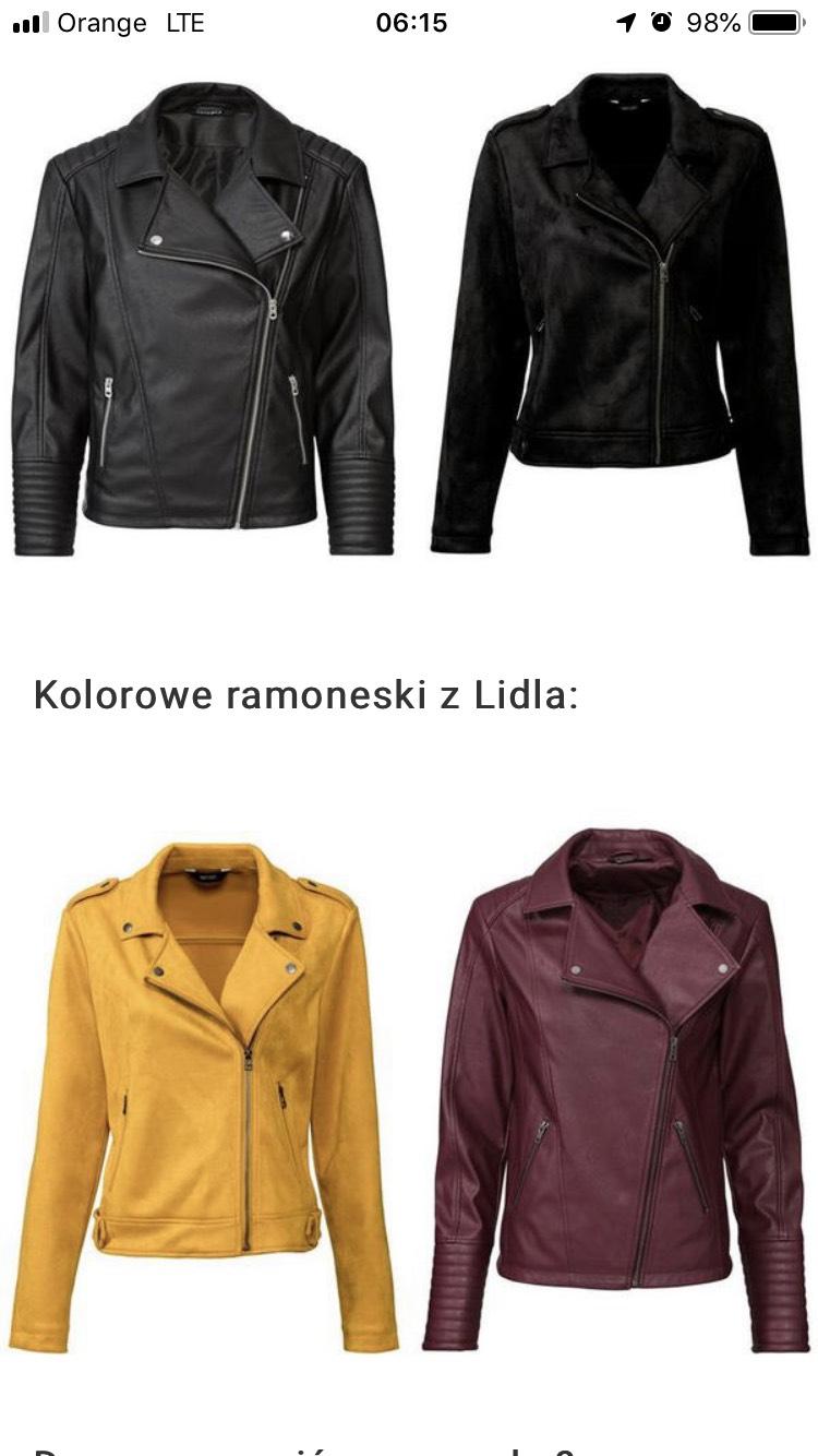 Ramoneski z Lidla od kiedy w sklepach | Party.pl