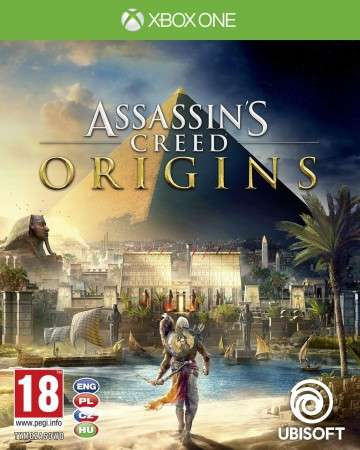 Assassin's Creed: Origins ANG Xbox One - Pepper.pl