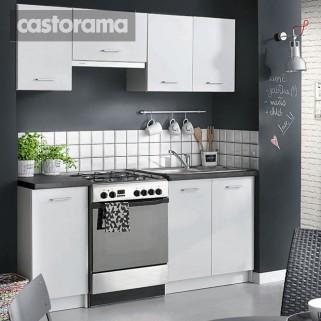 Zestaw mebli kuchennych o długości 180cm za 277zł @ Castorama  Pepper pl