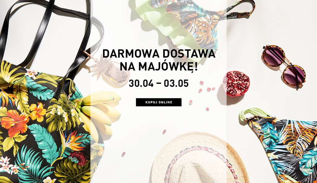 Darmowa Dostawa Na Maj Wk Reserved Do Cropp House Do