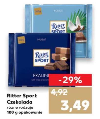 czekolada ritter sport r ne rodzaje kaufland. Black Bedroom Furniture Sets. Home Design Ideas