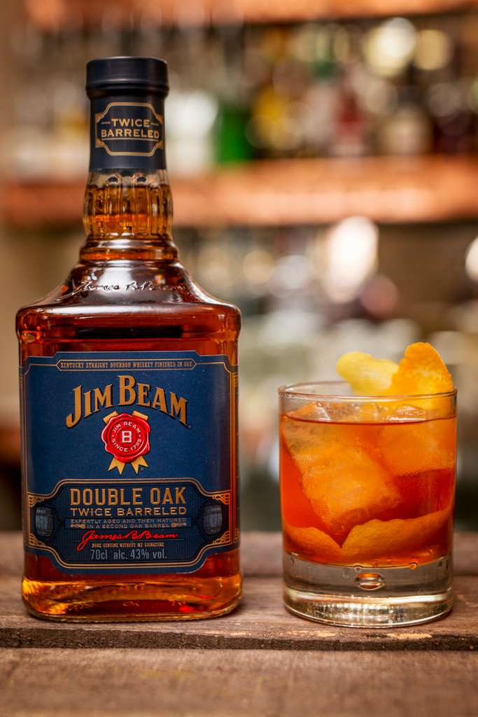 Jim Beam Double Oak 43 0 7l Tesco Pepper Pl