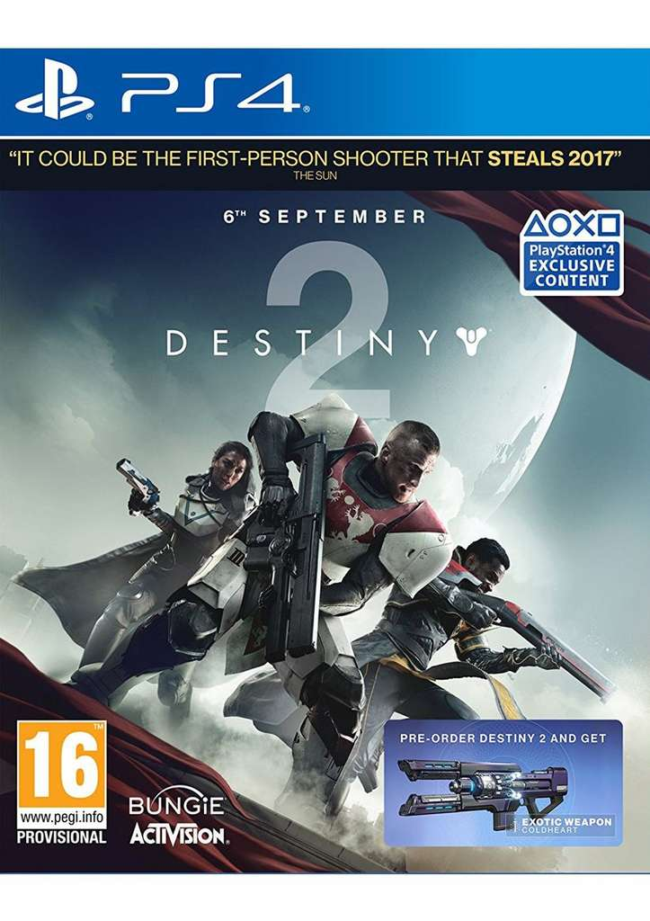 Destiny 2 PS4 Theme Now Available To Those Who Pre-order ...