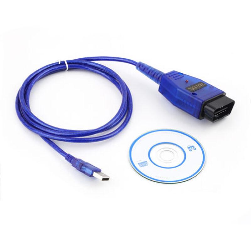kabel do diagnostyki vag com usb kkl cable for audi vw. Black Bedroom Furniture Sets. Home Design Ideas