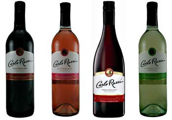 Wino Carlo Rossi 075l Za 1599zł Biedronka Pepperpl