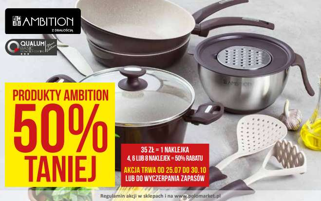 Produkty Ambition 50 Taniej Polo Market Pepper Pl