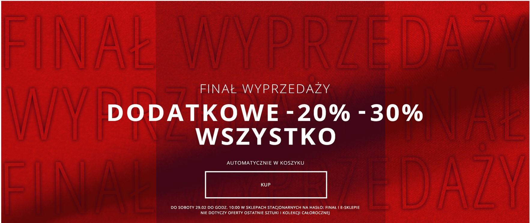Koszule BYTOM od 48 zł Pepper.pl