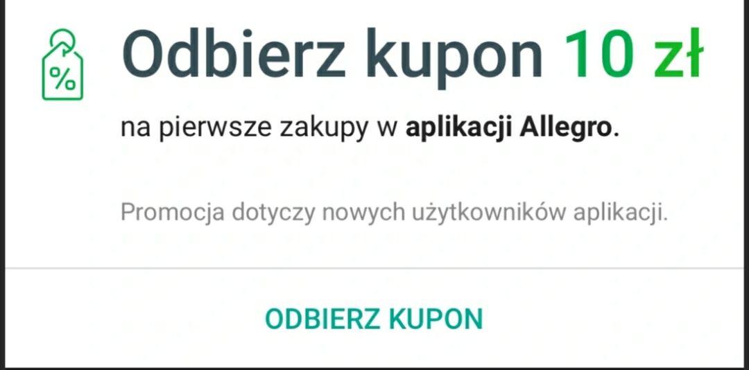 Kod Rabatowy Allegro 10 Zl Dla Nowych Uzytkownikow Pepper Pl