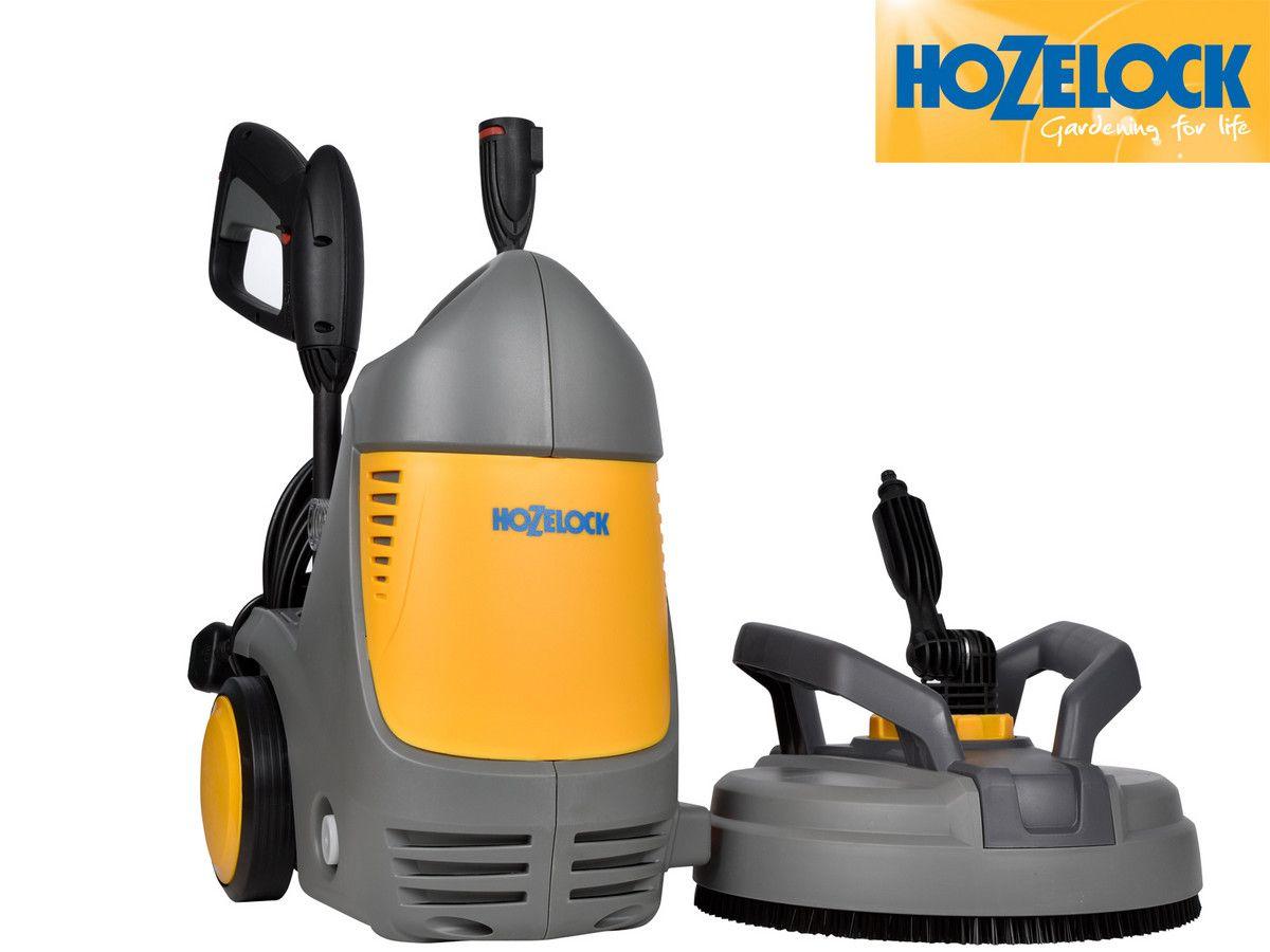 Myjka ciśnieniowa Hozelock + urządzenie do czyszczenia