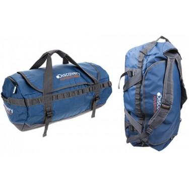 DISCOVERY ADVENTURES Plecak/torba 2w1 HOLDALL 60L