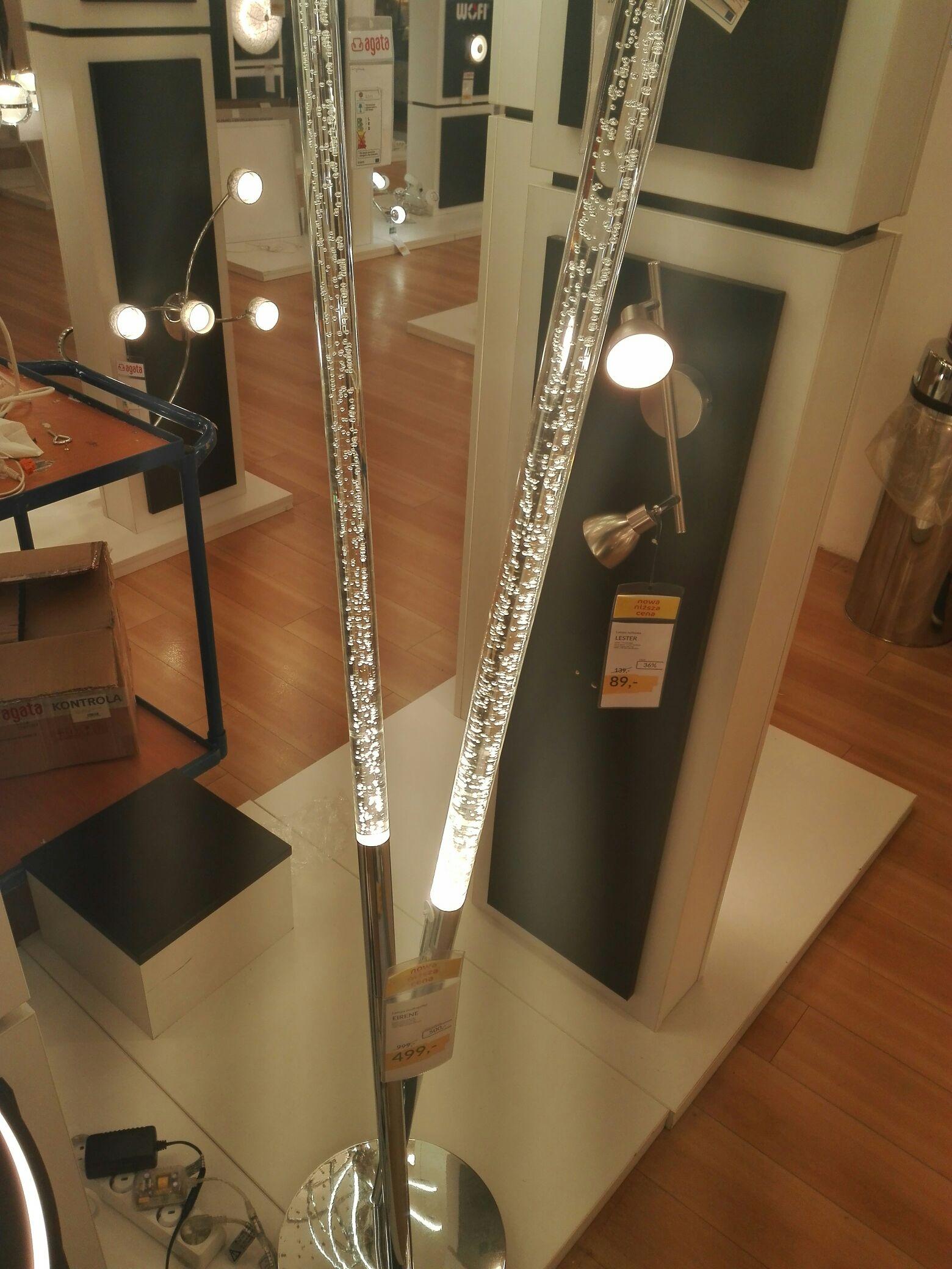 Lampa podłogowa Eirene