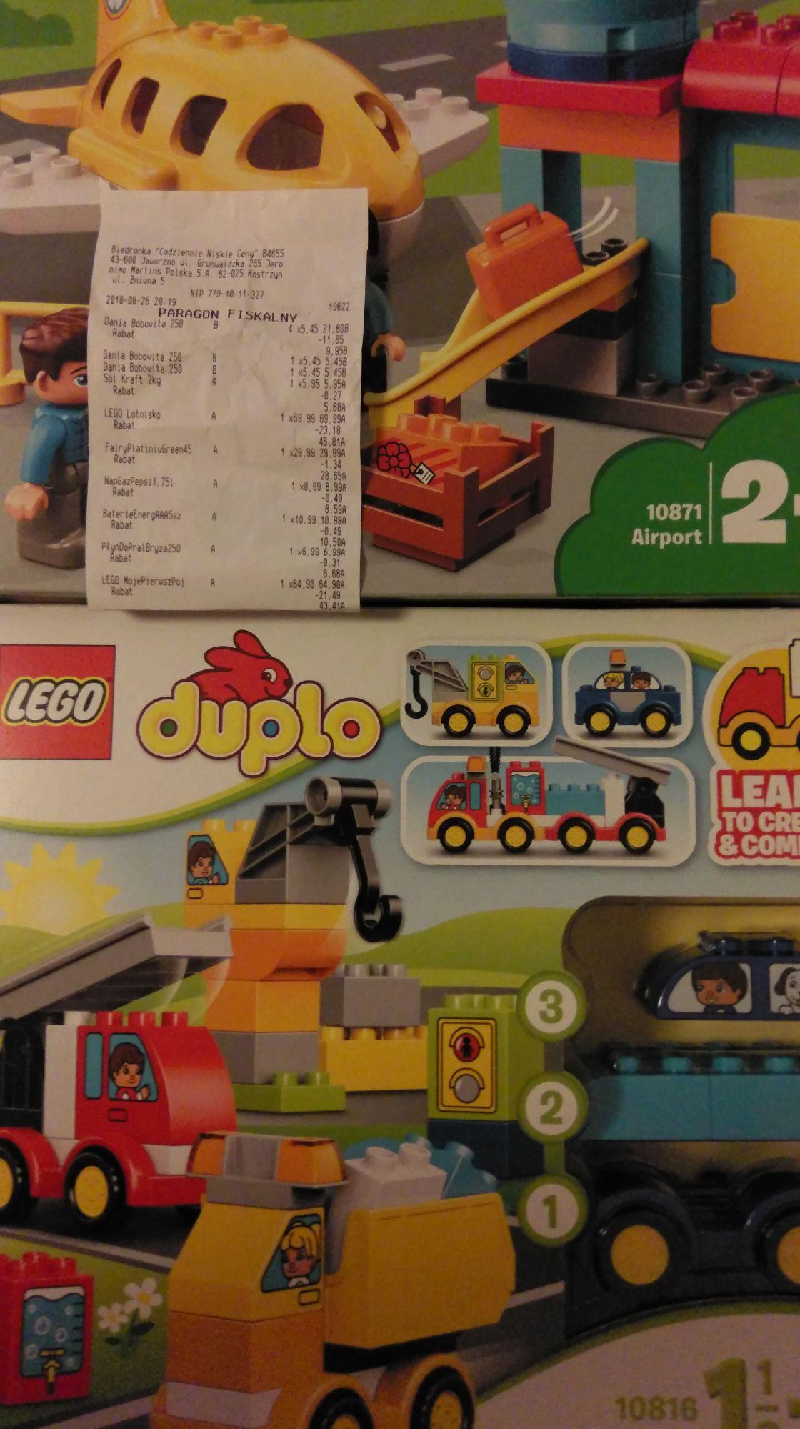 Lego Duplo -30% na rzeczy z namiotu Jaworzno 'Komuna'