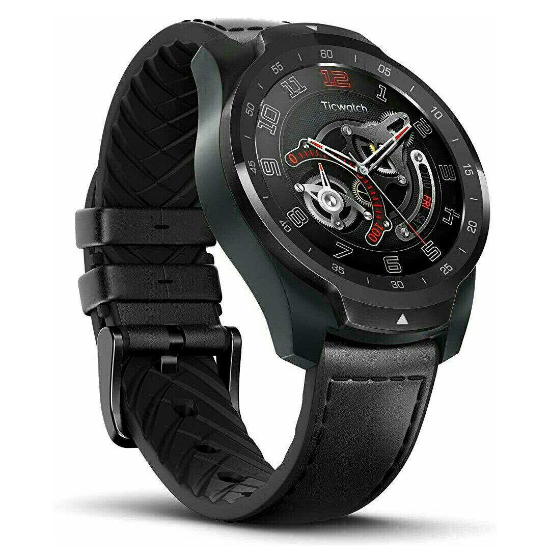 Ticwatch Pro Czarny lub srebrny