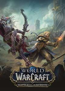 World Of Warcraft Battle For Azeroth Klucz rozszerzenia UE