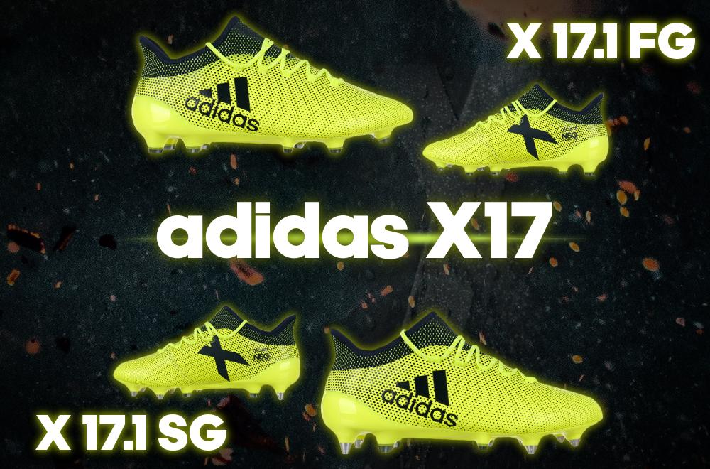 adidas Techfit X 17.1 FG/SG w dobrej cenie