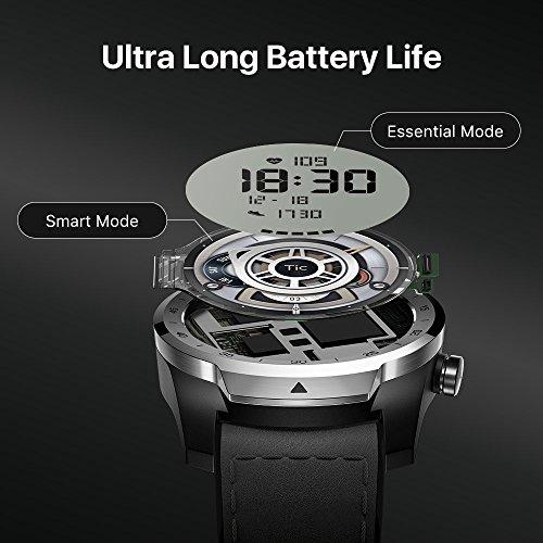Smartwatch Ticwatch Pro (Amazon Hiszpański)