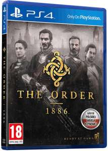 The Order: 1886 na PS Store