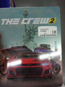 Steelbook The Crew 2 za 3 złote w Saturn Arkadia