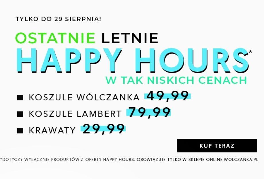 Wólczanka Happy Hours