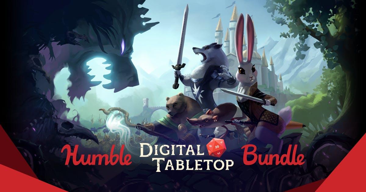 Humble Digital Tabletop Bundle @ humblebundle.com