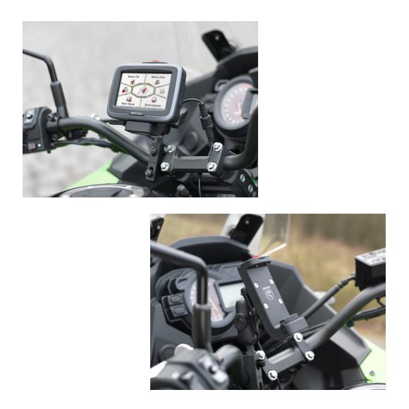 Nawigacja motocyklowa BECKER