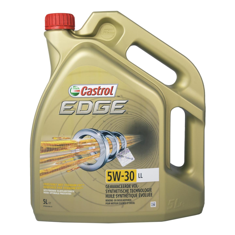 Castrol EDGE 5W30 5L (Allegro Smart!)