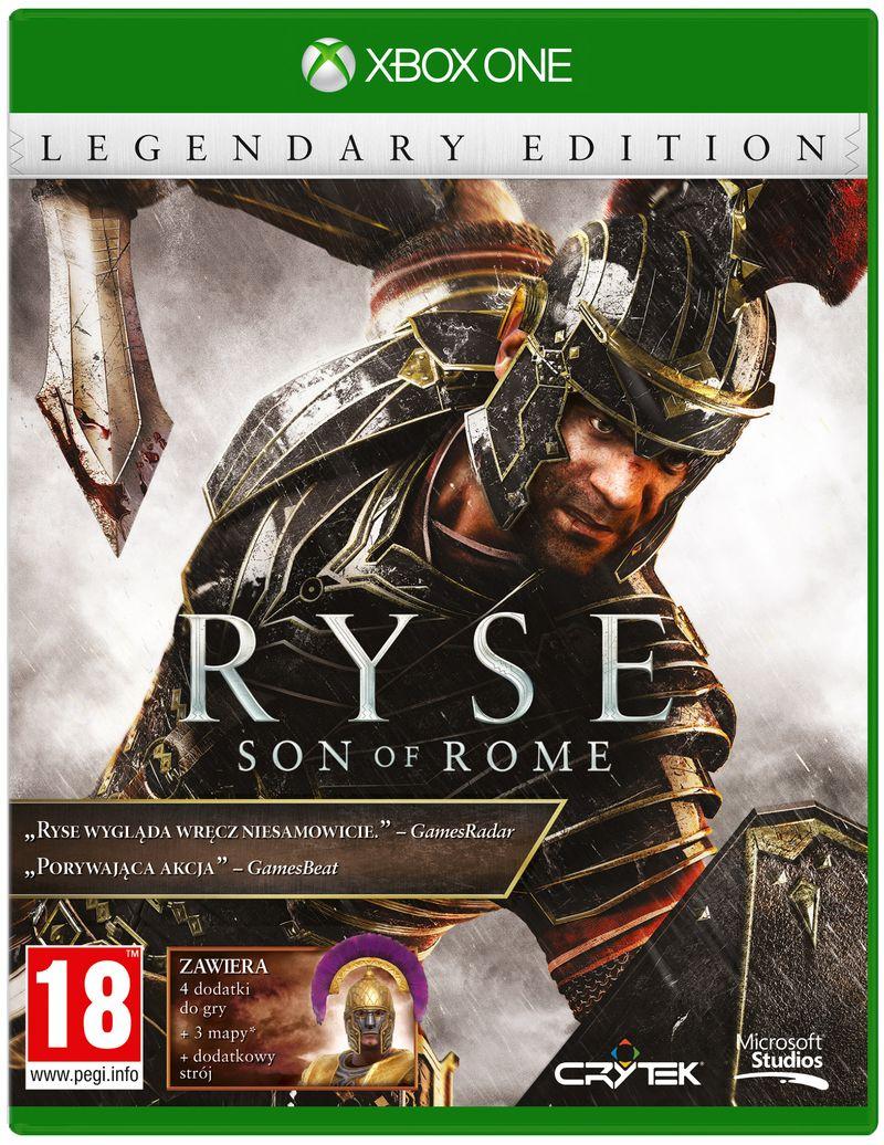 Ryse: Legendary Edition za 79.99zł (XONE) @ Neonet