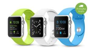 Apple Watch Sport 38 mm Silver Aluminium za 1599 zł @ Groupon