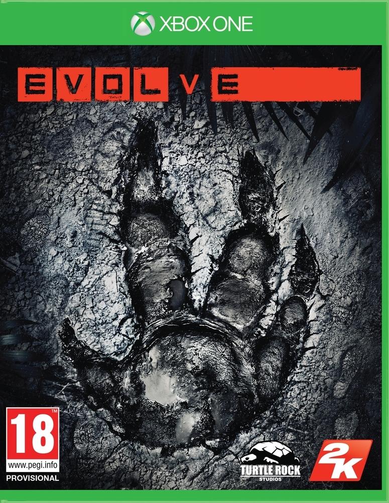 Evolve [Playstation 4, Xbox One/PC] za 89,90zł/69,90zł @ Świat Książki