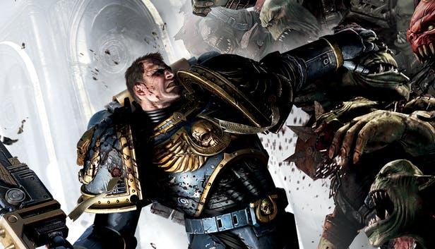 [GRA STEAM] Warhammer 40,000: Space Marine za darmo