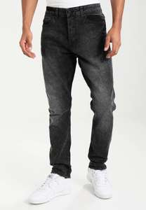 Czarne Jeansy Only & Sons, tapered