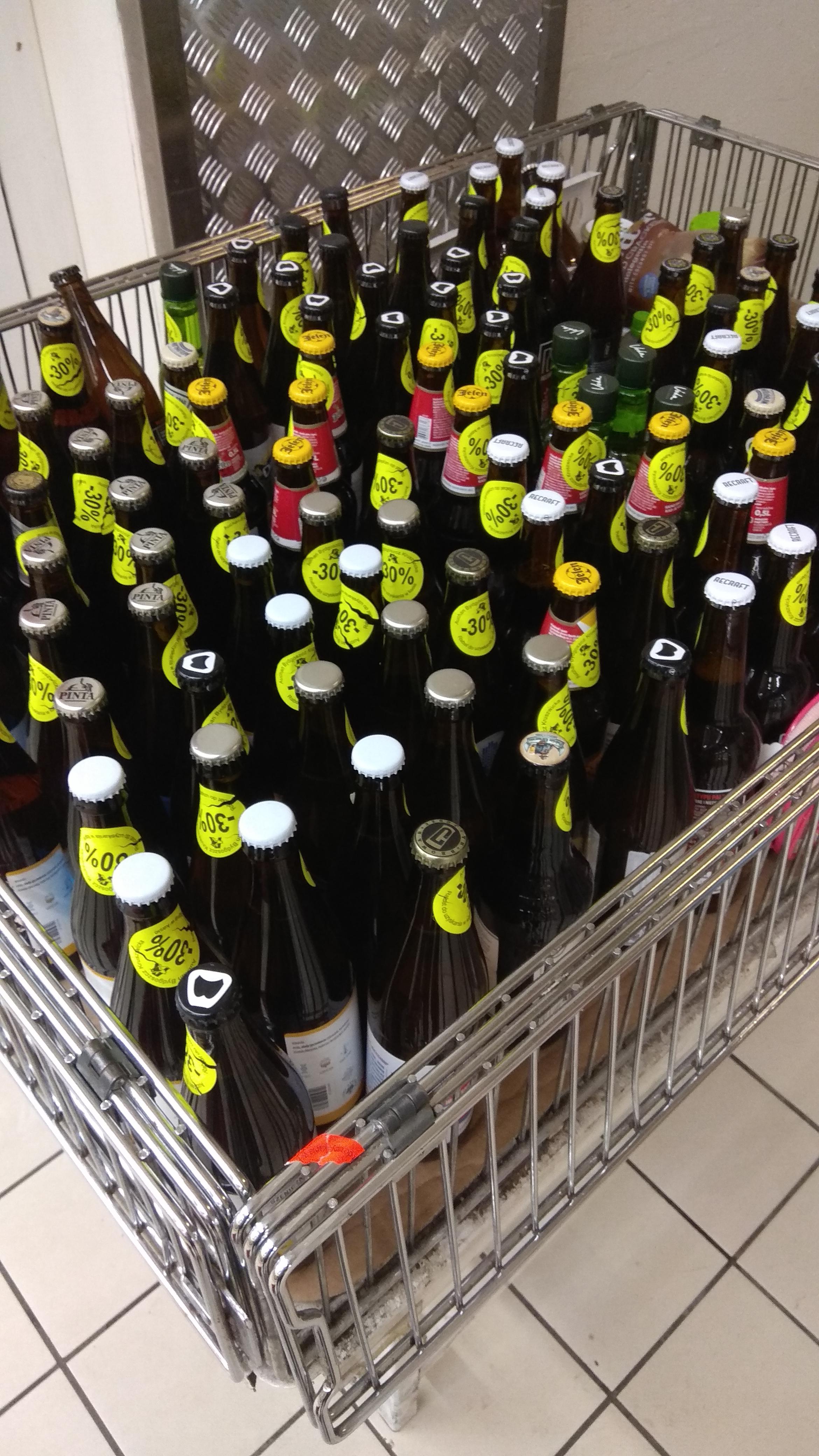 Auchan. Piwa regionalne i kraftowe -30%