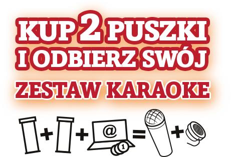 Kup dwie puszki i odbierz zestaw do karaoke @ Pringles