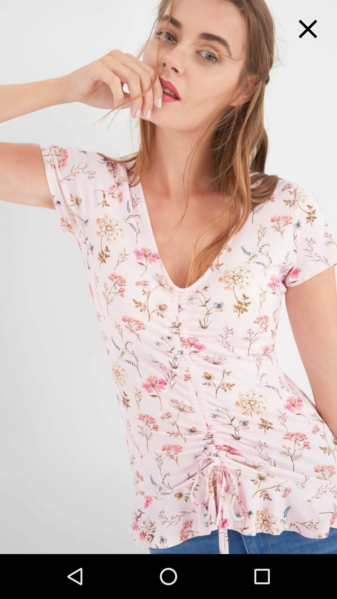Koszulka Orsay
