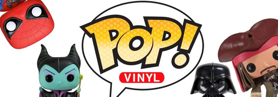 Promocja na figurki Funko Pop! Ceny zaczynają się od 25zł :)