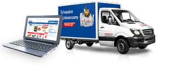 E-Zakupy TESCO rabat 12zł, 30zł lub 50zł za zakupy online