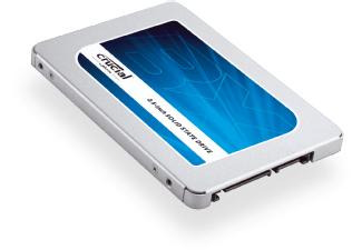 CRUCIAL BX300 SSD, 480 GB SSD Mediamarkt.de