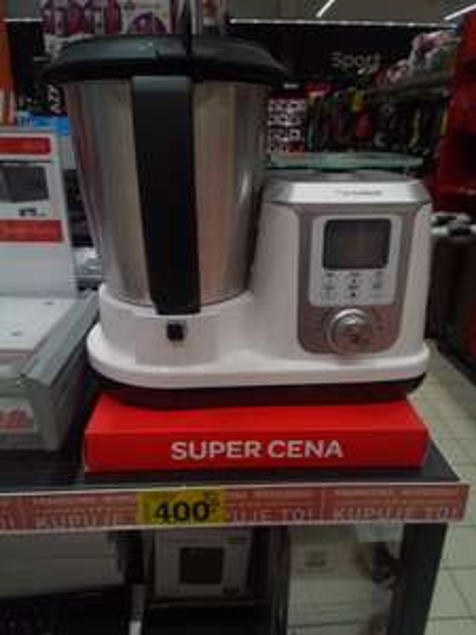 Kalorik thermomaster HA1016 multicooker Carrefour białystok