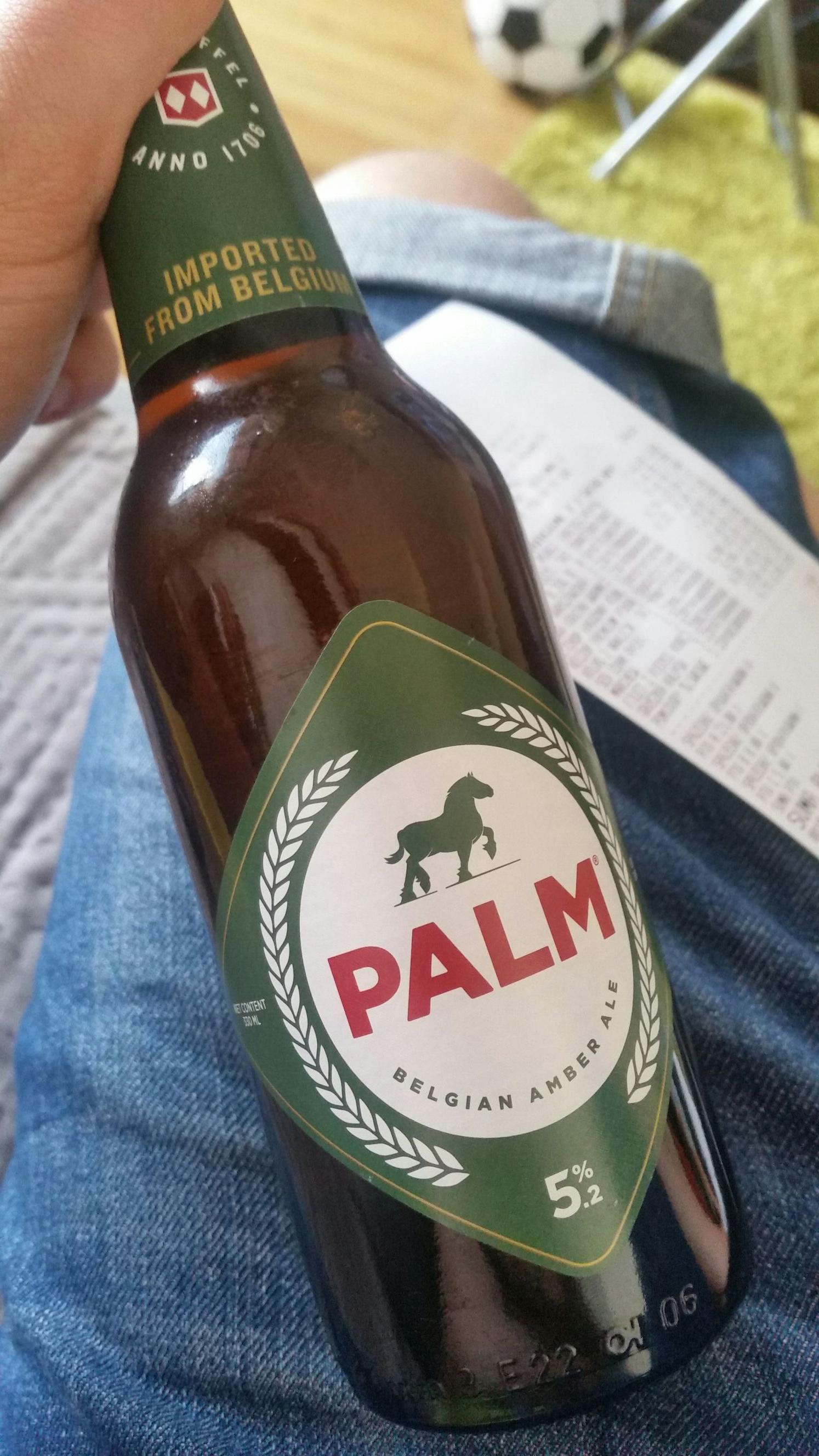Piwo PALM @ Leclerc (Warszawa)
