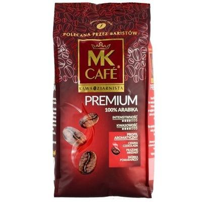 Kawa arabica ziarnista 30zl/kg MK Caffe Premium z Lidla