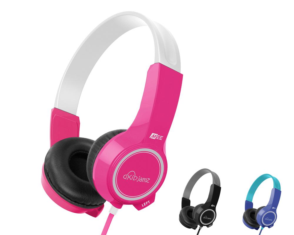 Mee Audio KidJamz słuchawki bezpieczne dla dzieci z limiterem głosności
