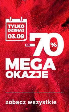 Allegro Strefa Okazji - do 70% Poniedziałkowa Wyprzedaż