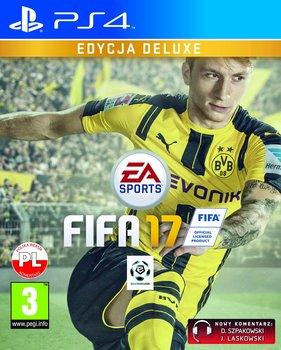 Używana FIFA17 Edycja Deluxe za 14,99 w empik.com