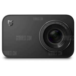 Xiaomi Mijia Camera Mini 4K(86,99$) @ Gearbest