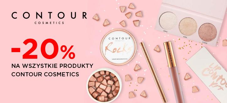 -20 % na kosmetyki contour