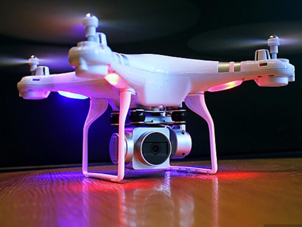 Dron 5mpx fpv SHR