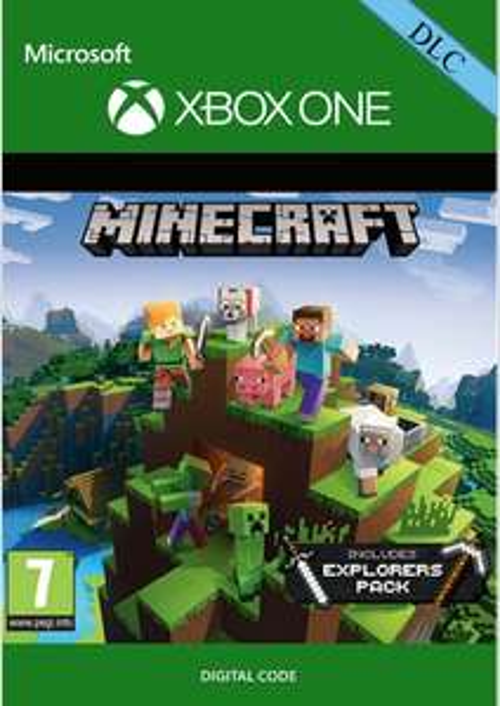 Minecraft: Explorers Pack DLC na cdkeys