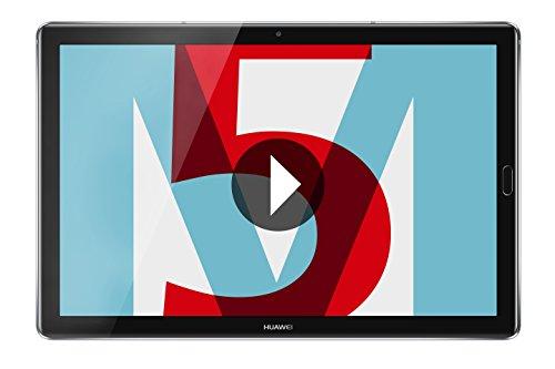 Huawei MediaPad M5 tablet, czarny @Amazon.de