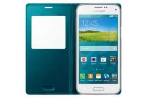 Etui Samsung S-View oryginalne samsunga do S5 mini X-KOM